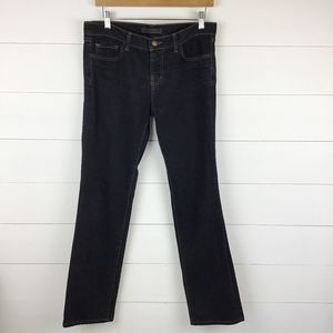 J Brand 29 Cigarette Stretch Jeans Slim Black